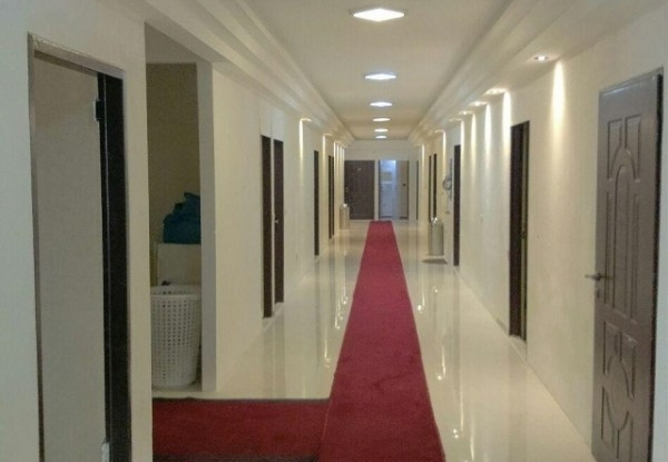 هتل زیبا