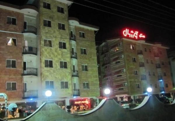 هتل-آپارتمان-کوشال