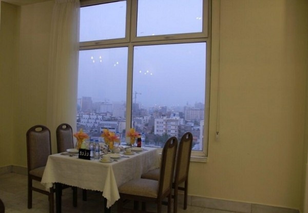 هتل فردوسی