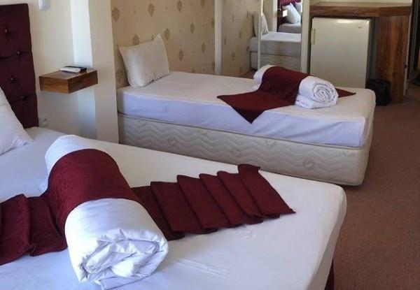 هتل خاور